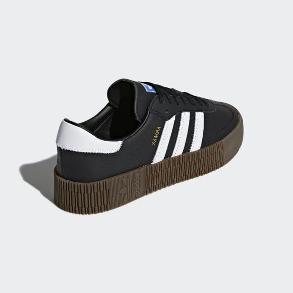 adidas SAMBAROSE Shoes - Black | adidas US