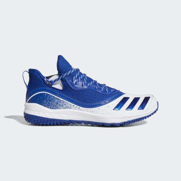 adidas Icon V Turf Shoes - Blue | adidas US
