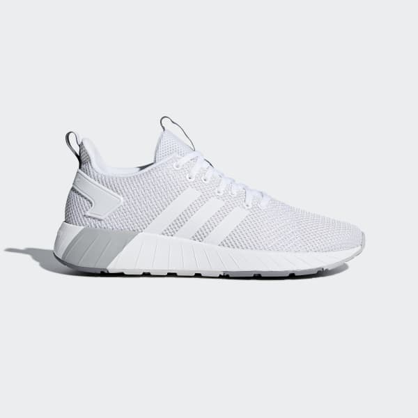 lazo Agarrar director  adidas Questar BYD Shoes - White | adidas US