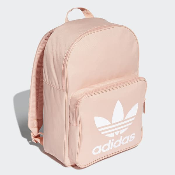 77eb07fb5 adidas Classic Trefoil Backpack - Pink   adidas UK