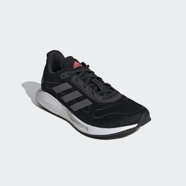 adidas Galaxar Run Shoes - Black