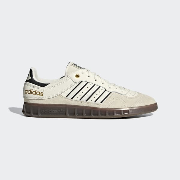 Adidas Handball Top Trainers GreyGreenRed