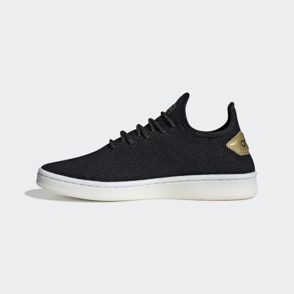 adidas court adapt noir