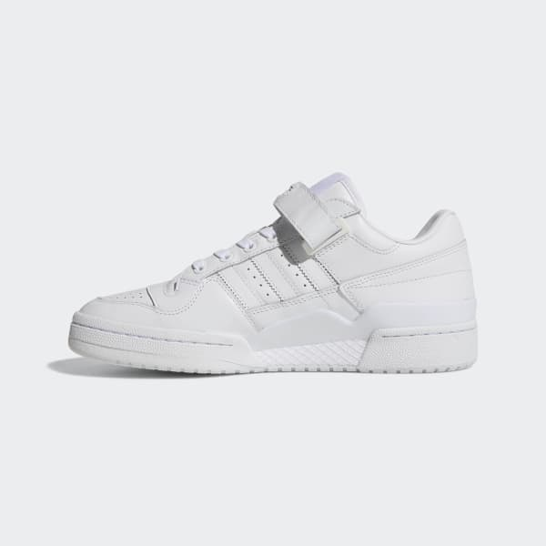 new arrival e3b47 10578 adidas Forum Low Shoes - White  adidas US