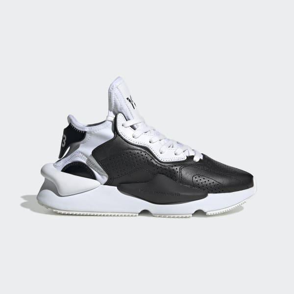 Adidas y 3 yohji yamamoto sneakers uomo ef2546 pelle bianco