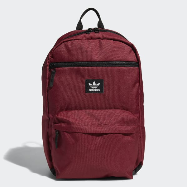 e2678a2283c6d6 adidas National Backpack - Red