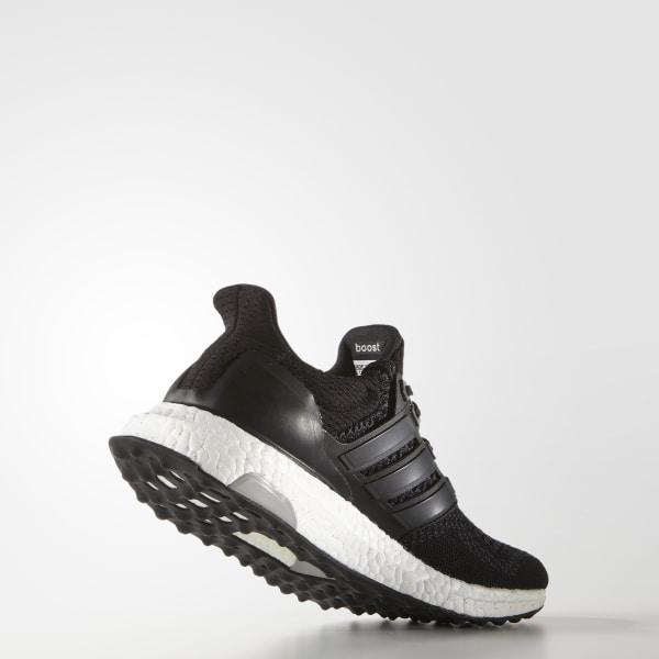 new arrivals 99e4a 61a37 Zapatillas de Running Ultra Boost Mujer CORE BLACK CORE BLACK SOLAR YELLOW  S77514
