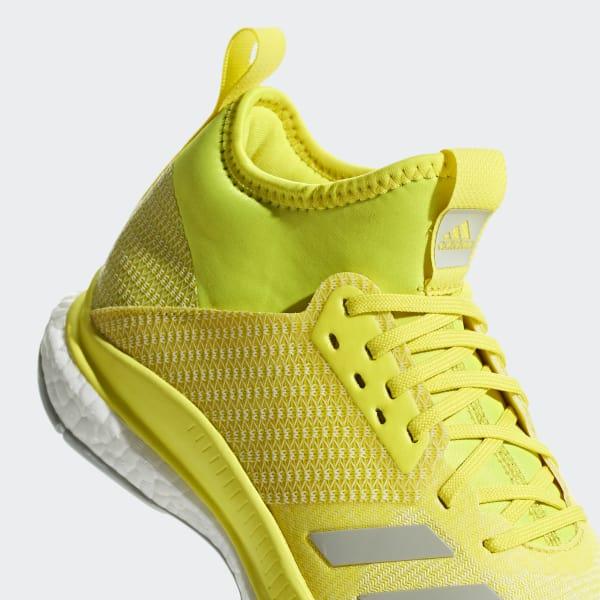 new product 72069 98e59 adidas Crazyflight X 2.0 Mid Shoes - Yellow  adidas US