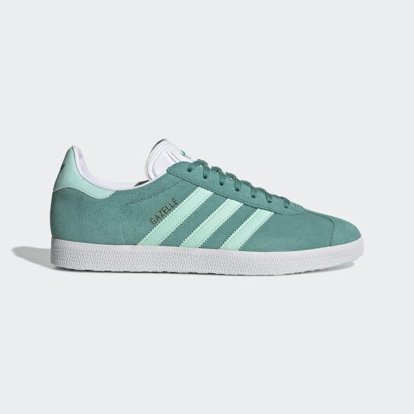 adidas Gazelle Shoes - Green | adidas