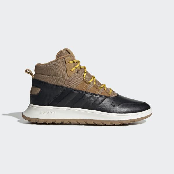 adidas Зимние ботинки Fusion - коричневый | adidas Россия
