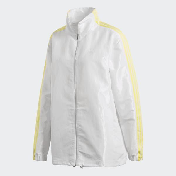 65edefdfdc10 adidas Fashion League Windbreaker - White