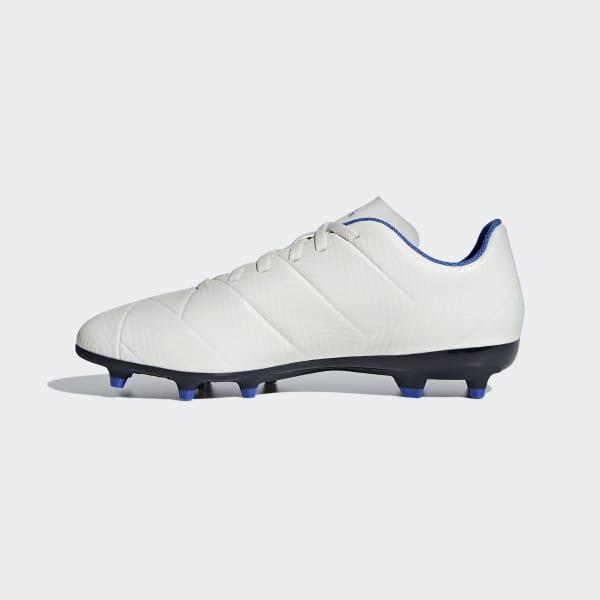 13d3694a6bac adidas Nemeziz 18.4 Firm Ground Cleats - White
