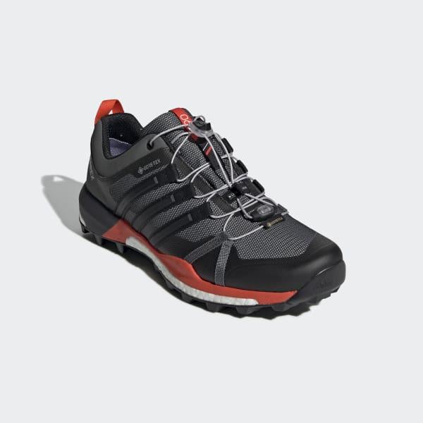 7caa1bd3 adidas Обувь для трейлраннинга Terrex Skychaser GTX - серый | adidas ...