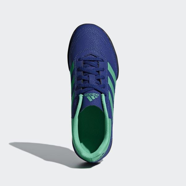 Zapatillas de fútbol para césped artificial Goletto 6 - Azul adidas ... 0bb7e456b7c60