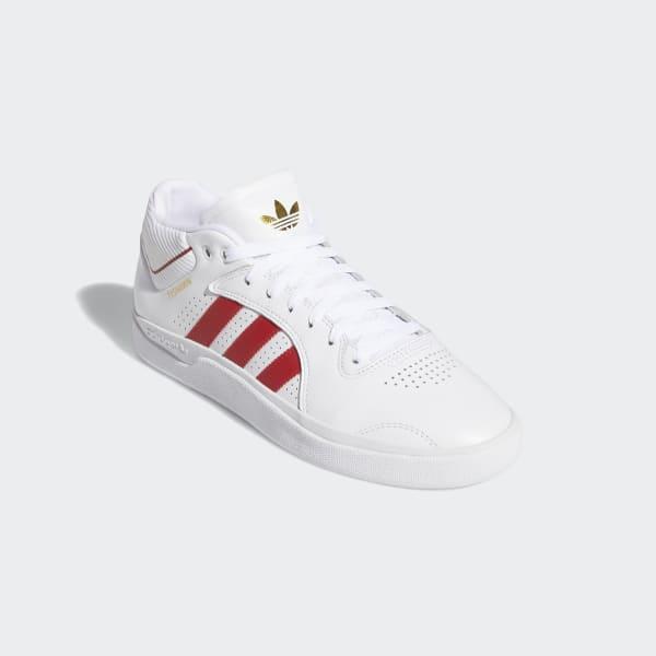 adidas Tyshawn Signature Shoes - White