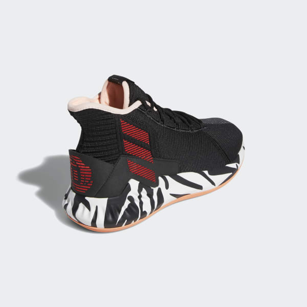best loved 4777f cd4ae adidas D Rose 9 sko - Sort  adidas Denmark