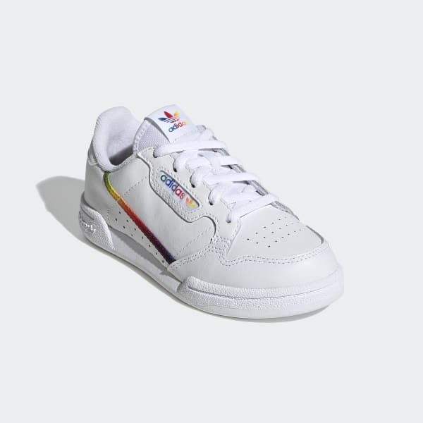 Kids Continental 80 Cloud White and