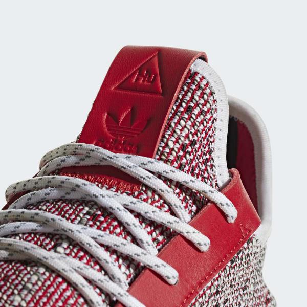 5147c75cc adidas Pharrell Williams SOLARHU Tennis V2 Shoes - Red