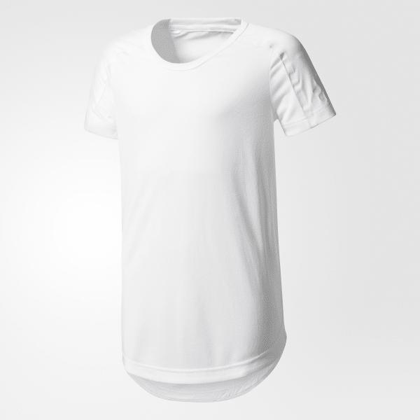 Camiseta adidas Z.N.E. - Blanco adidas  b3a03f7e1ffe9