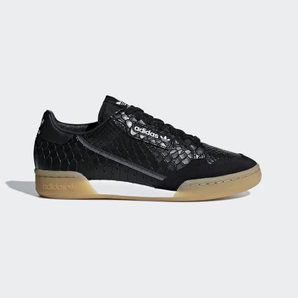 pick up 1d4f9 74496 adidas Continental 80 Shoes - Svart  adidas Sweden