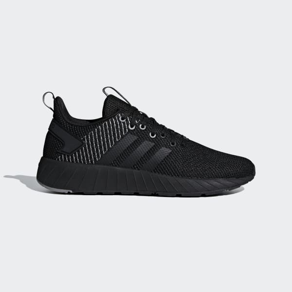 mundo Fraternidad Presunto  adidas Questar BYD Shoes - Black | adidas Turkey