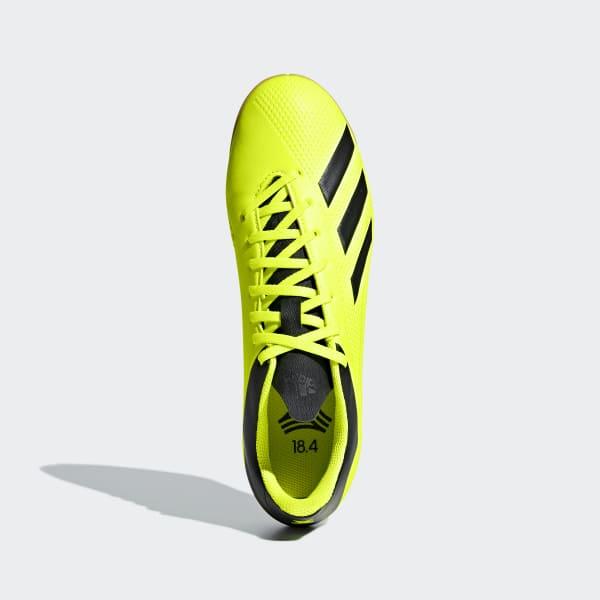 0c3572057b1d2 Chuteira X Tango 18.4 Futsal - Amarelo adidas | adidas Brasil
