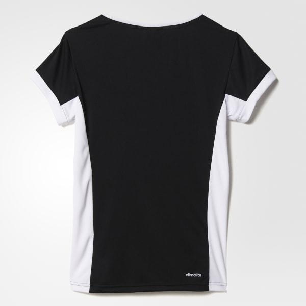 adidas Playera Court - Negro  4a8ce17ab350a