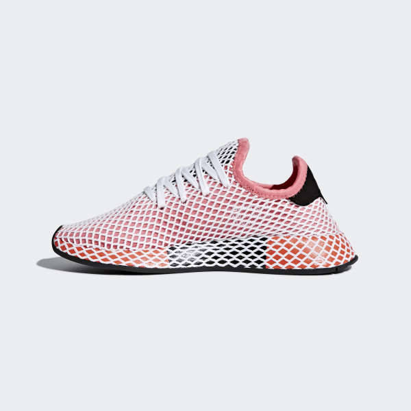 1f684cb01fb21 adidas Deerupt Runner Shoes - Pink