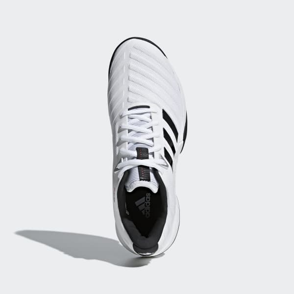 f8fc9f70672cd1 adidas Barricade 2018 Shoes - White | adidas Canada