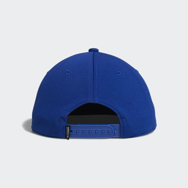 adidas Gorra Inject Snapback - Azul  6bc25be6abc