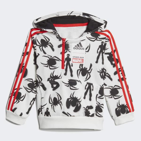 Pants con Sudadera Marvel Spider-Man