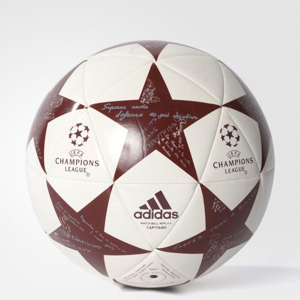 adidas Finale 16 FC Bayern Munchen Ball - White  7f9aa0a46653e