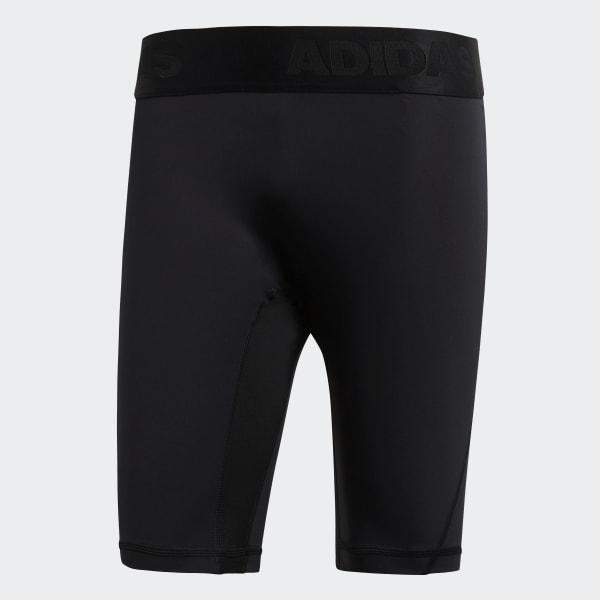 adidas Alphaskin Sport Short Tights - Black | adidas US