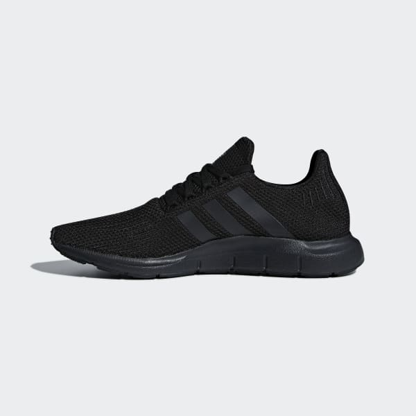 fffb76115538 adidas Swift Run Shoes - Black