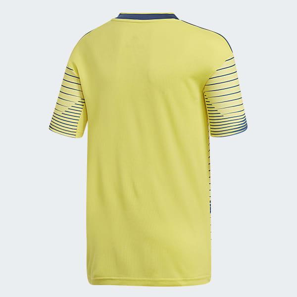 361bb452ff9 adidas Camiseta de Local Selección Colombia 2019 Niño - Amarillo ...