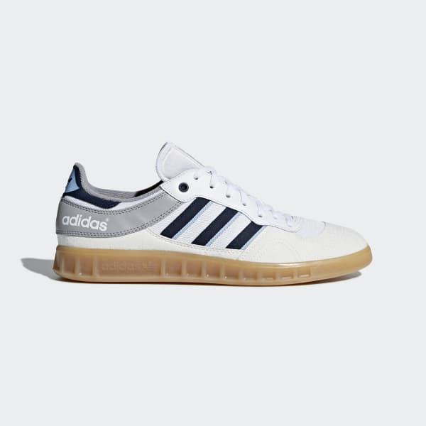 adidas Handball Top Mesh Shoes - White | adidas US | Tuggl