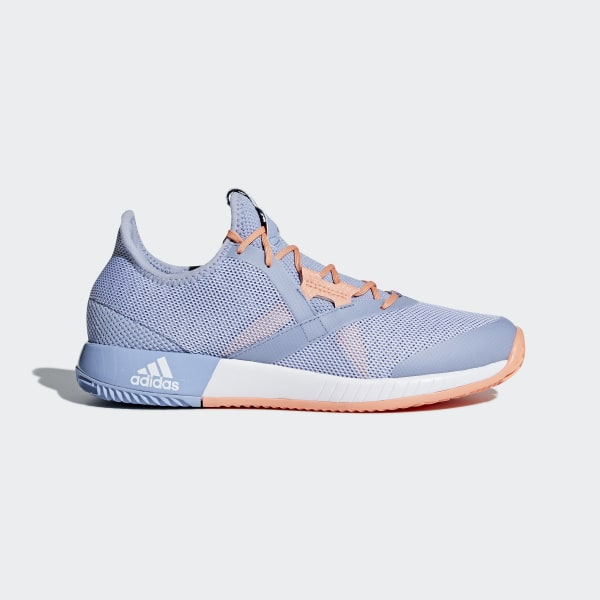 adidas adizero Defiant Bounce Shoes - Blue | adidas US | Tuggl