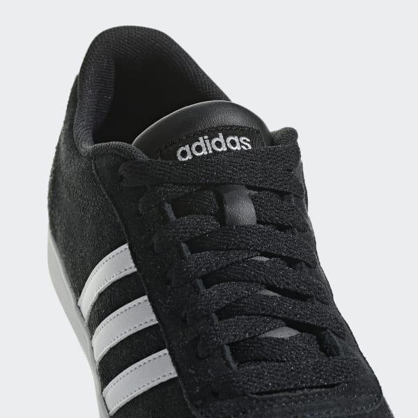52604a029f adidas Courtset Schuh - schwarz | adidas Deutschland