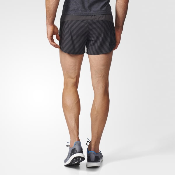 adidas adizero split men's running shorts