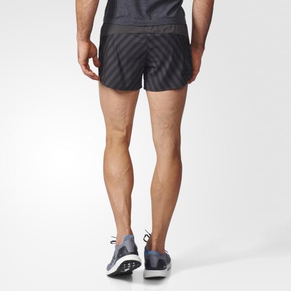 adidas adizero split men's running shorts