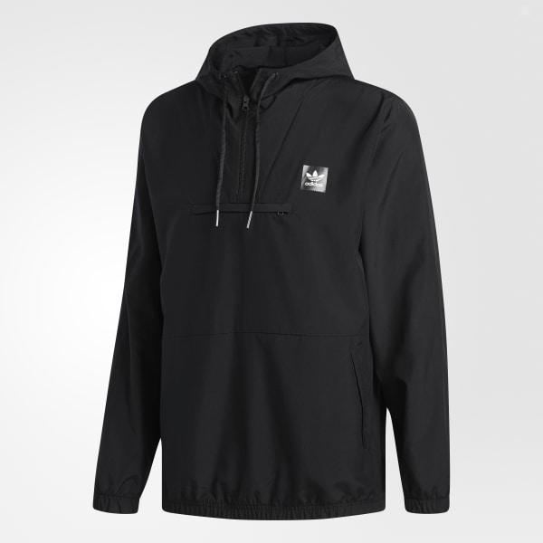 57a301144dcc adidas Packable Jacket - Black