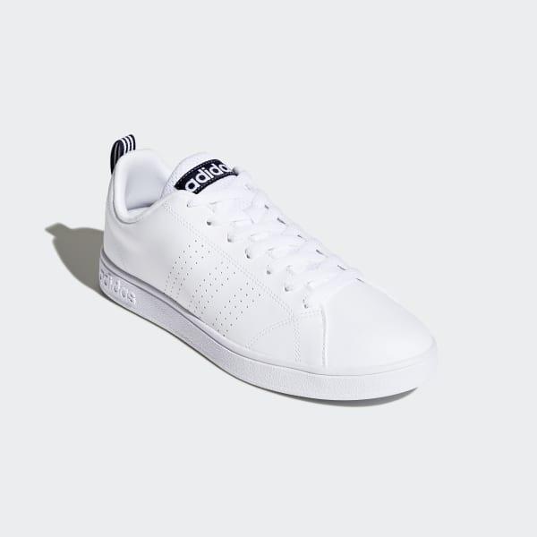 958710cfac1b adidas VS Advantage Clean sko - Hvid