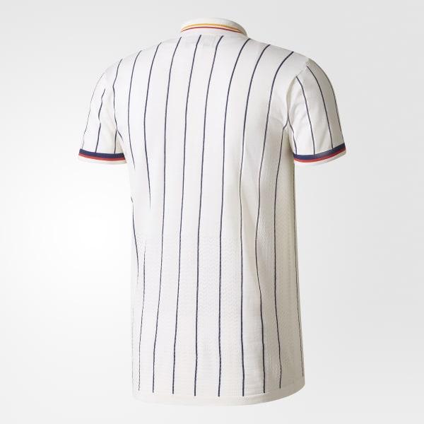 Men's Pharrell Williams NY Stripe Polo Shirt Ltd