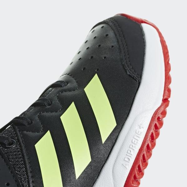 adidas Court Stabil JR Skor Svart | adidas Sweden