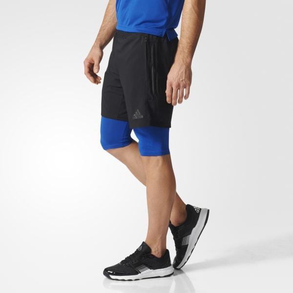 Shorts Dos-en-Uno Climacool Speed