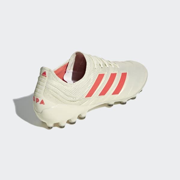 best service b84c9 93a23 Bota de fútbol Copa 19.1 césped artificial - Blanco adidas   adidas España
