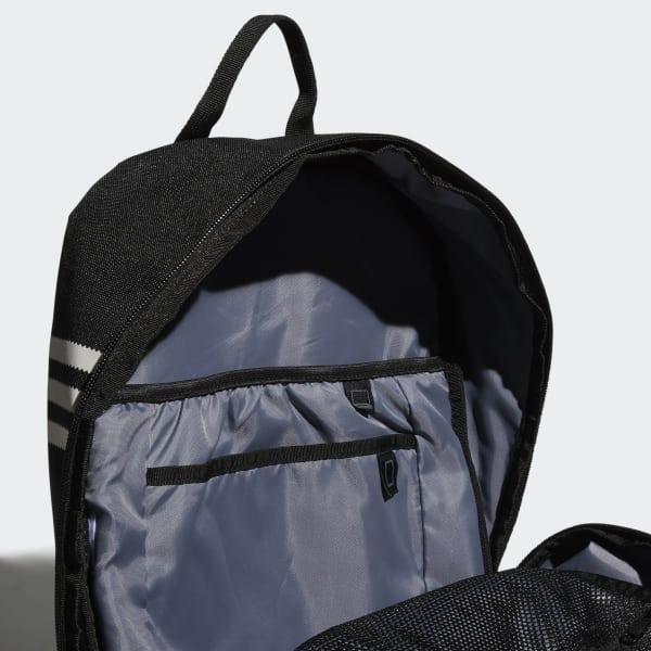 0c6136ffc5e adidas Originals National Backpack - Black | adidas US