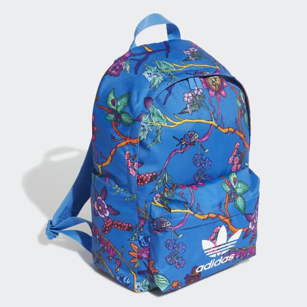 Poison Floral Backpack