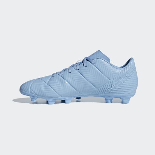 adidas Calzado de Fútbol NEMEZIZ MESSI 18.4 FxG - Blue  71fe6eb2871a6