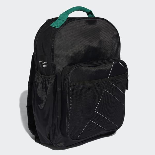 24aa9a4568 adidas EQT Classic Backpack - Black | adidas Australia
